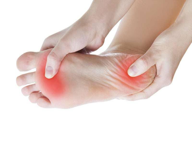 Heel Pain Plantar Fasciitis treatments in Scottsdale
